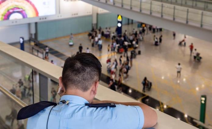 Aeropuerto de Hong Kong reanuda operaciones tras protestas