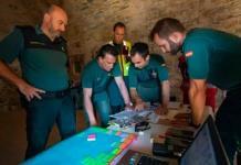 Guardia española informa sobre localización de cuerpo de turista mexicano en zona boscosa