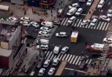 Atacan con arma de fuego a policías en Filadelfia; hay varios heridos