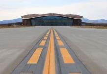 Virgin Galactic prepara en Nuevo México el primer puerto espacial del mundo