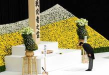 Japón conmemora 74 aniversario del fin de la Segunda Guerra Mundial
