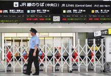 Un potente tifón causa 11 heridos en el suroeste de Japón