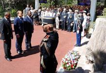 Francia rinde homenaje a los africanos que lucharon por liberarla de los nazis