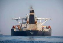 Gibraltar libera al petrolero iraní tras recibir garantía de que crudo no irá a Siria