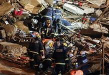 Colapsa una vivienda en Chile; hay seis muertos