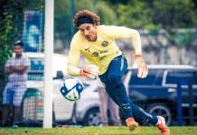 Quiero volver a ser campeón con el América, dice Ochoa