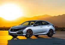 Refrescan al Civic Hatchback 2020