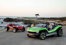 VW crea un buggy 100% eléctrico (VIDEO)