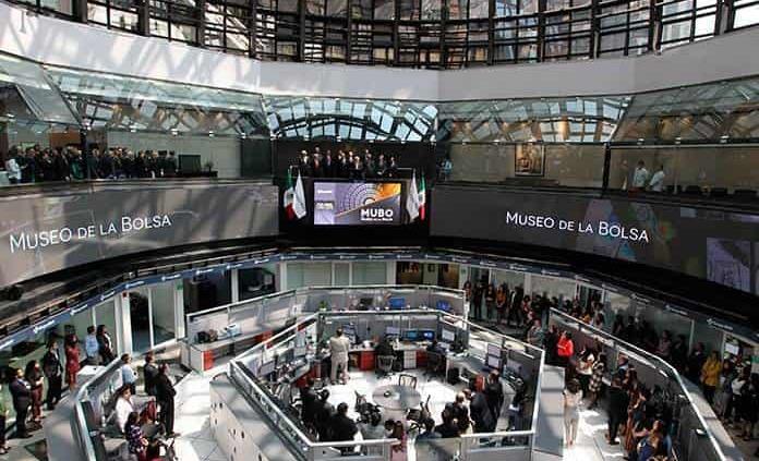 Bolsa Mexicana finaliza con ganancia de 0.38 por ciento