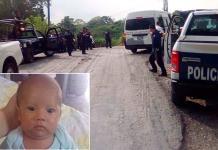 Alerta Ámber por robo de bebé en la Huasteca