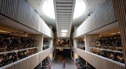 Holanda estrena el mayor estacionamiento mundial de bicis