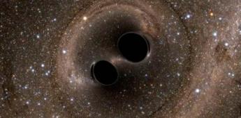 Detectan por primera vez un agujero negro tragando una estrella de neutrones