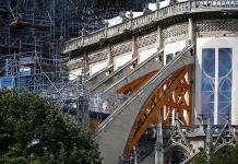 Desarrollan un doble digital para reconstruir Notre Dame