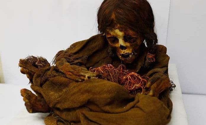 """Momia """"Ñusta"""" será exhibida en Museo de Bolivia"""