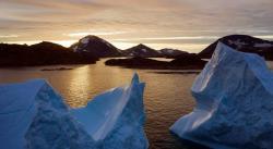 Derretimiento de glaciares presagia calentamiento global