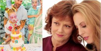 Hija de Susan Sarandon causa controversia con fiesta mexicana