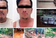 Sentencian a dos hombres a sembrar tres mil árboles por ecocidio en Chiapas