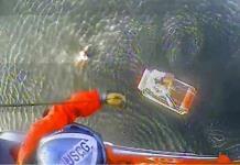 Levanta sospechas piloto que amerizó en una bahía de California