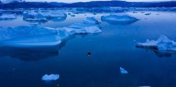 El Ártico registra un agujero de ozono a unos 18 kilómetros de altura