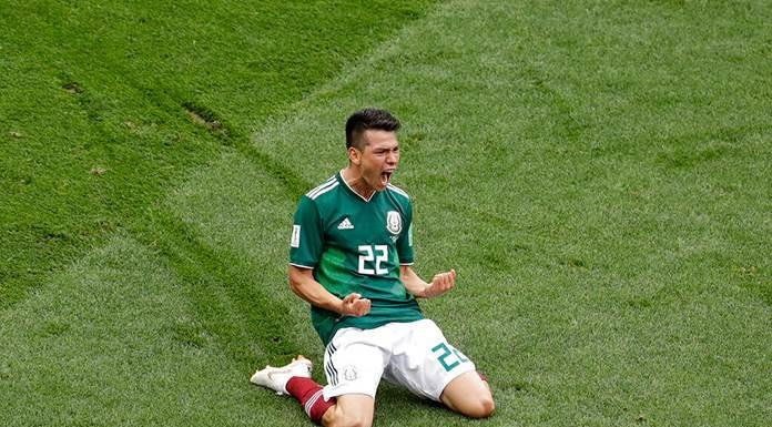 """""""Chucky"""" Lozano podría debutar ante Juventus la próxima semana'>"""