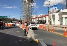 Analizan sancionar a constructora por retraso en obras del distribuidor Juárez