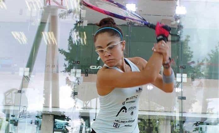 Paola Longoria conquista su título 100