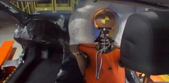 Honda desarrolla bolsa de aire envolvente