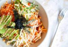 La comida cruda, una tendencia gastronómica convertida en estilo de vida
