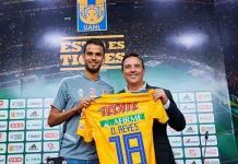 Diego Reyes asegura que regresó a México para ayudar a la grandeza de Tigres