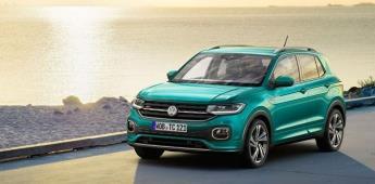VW traerá a México el SUV compacto T-Cross