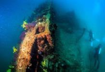 Arqueólogos mexicanos elaboran modelo 3D de un submarino hundido en 1920