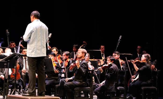 Concierto de la Sinfónica y Quinteto Britania