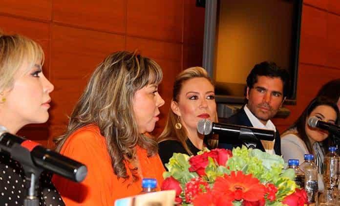 Sara Rocha, embajadora de filme a favor de la vida