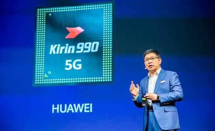 Huawei presenta nuevo circuito para su teléfono Mate 30