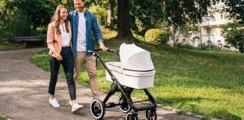 Bosch e-Stroller, la carriola del bebé eléctrica y conectada