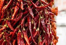 México produce 64 diferentes tipos de chile