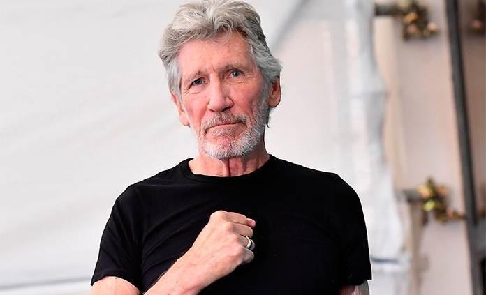 Roger Waters planea tocar en el muro de Trump