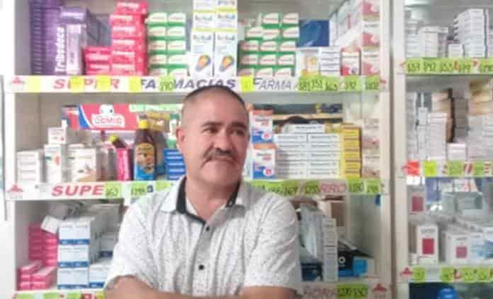 Cae 30% la venta de medicamentos