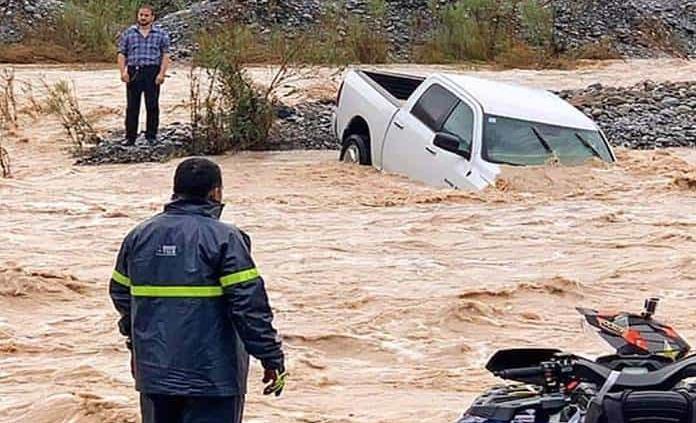 Fernand provoca daños por 383 mdd en NL