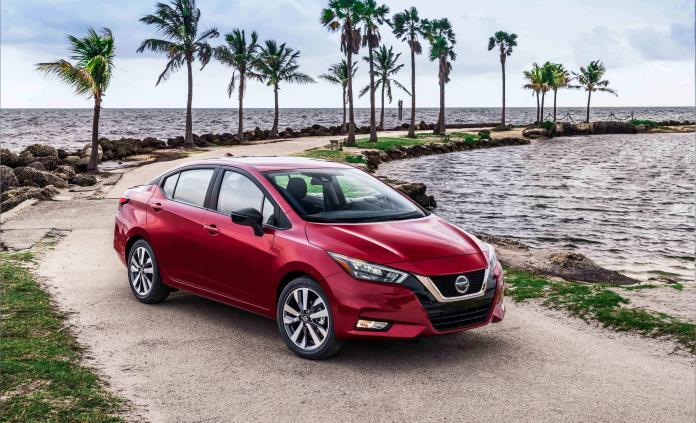 Nissan inicia en Aguascalientes la producción del nuevo Versa