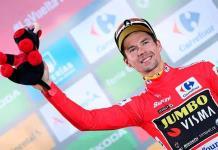 El danés Fuglsang gana la etapa y Roglic mantiene el liderato de la Vuelta a España