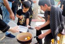 Un dulce típico iraní con poder para cumplir deseos