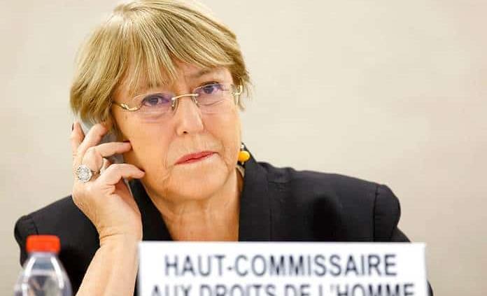Bachelet critica política migratoria de la 4T