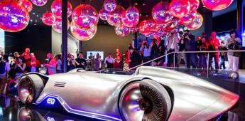 La movilidad eléctrica y la digitalización acapararán la atención en el Auto Show de Frankfurt