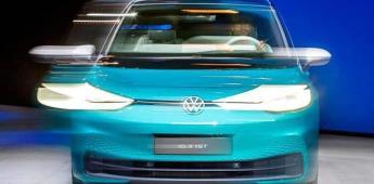 El ID3, el primer Volkswagen que estrena el nuevo logotipo