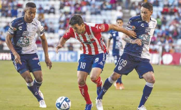Puebla se medirá a un Atlético San Luis que estrena técnico con Matosas