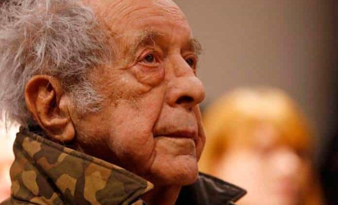 Fallece Robert Frank