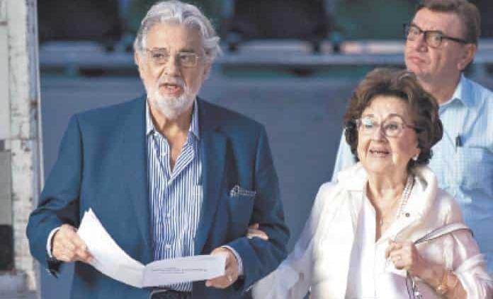 Teatro Real ratifica su apoyo a Plácido Domingo
