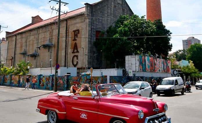 Fábrica de Arte Cubano, de nave en ruinas a destino cultural mundial en 2019