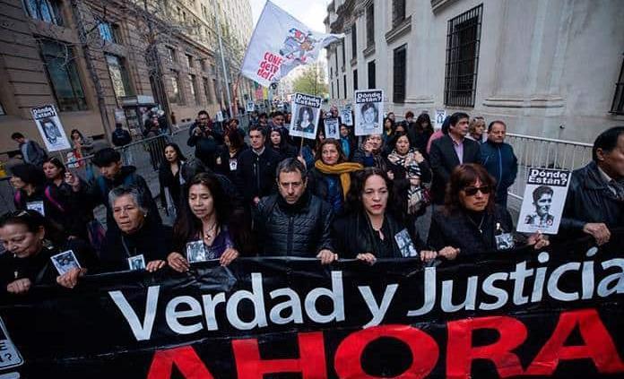 Chile homenajea a Allende y a víctimas de la dictadura tras 46 años del golpe